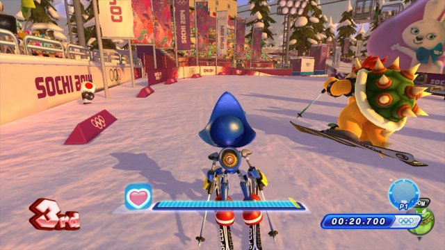 Mario & Sonic at the Sochi 2014 Olympic Winter Games immagine 94780