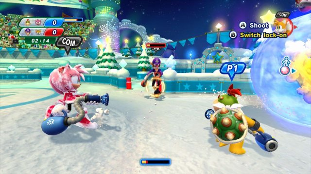 Mario & Sonic at the Sochi 2014 Olympic Winter Games immagine 94782
