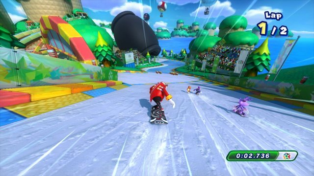 Mario & Sonic at the Sochi 2014 Olympic Winter Games immagine 94783