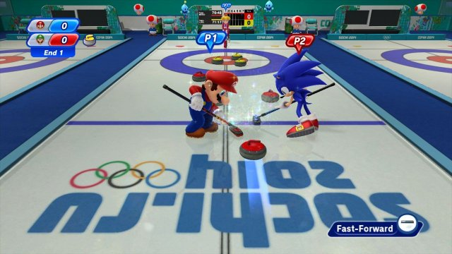 Mario & Sonic at the Sochi 2014 Olympic Winter Games immagine 94785