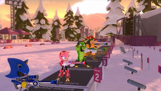 Mario & Sonic at the Sochi 2014 Olympic Winter Games immagine 94786