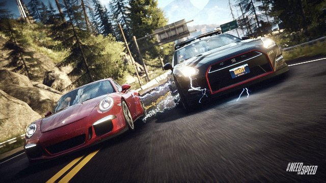Need for Speed Rivals immagine 94582