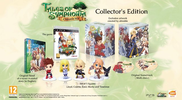 Tales of Symphonia Chronicles - Immagine 96259