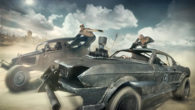 Mad Max immagine 87296