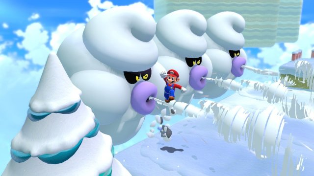 Super Mario 3D World immagine 97627