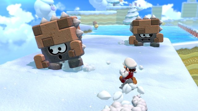 Super Mario 3D World immagine 97628
