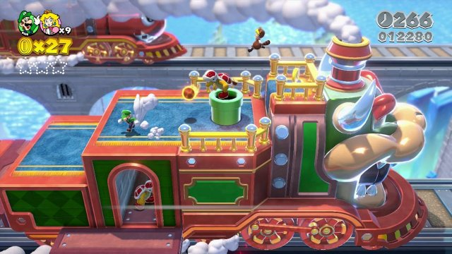 Super Mario 3D World immagine 97632