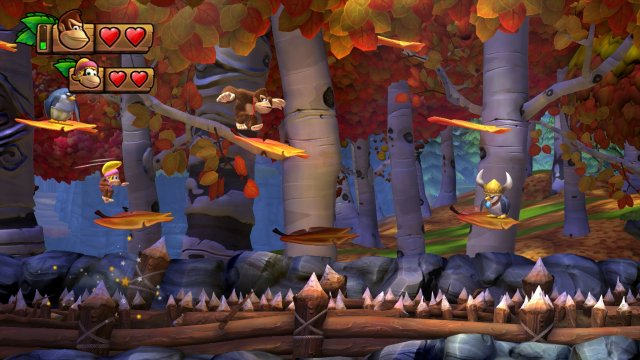 Donkey Kong Country: Tropical Freeze - Immagine 100310