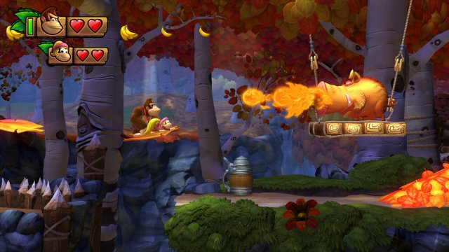 Donkey Kong Country: Tropical Freeze - Immagine 100311