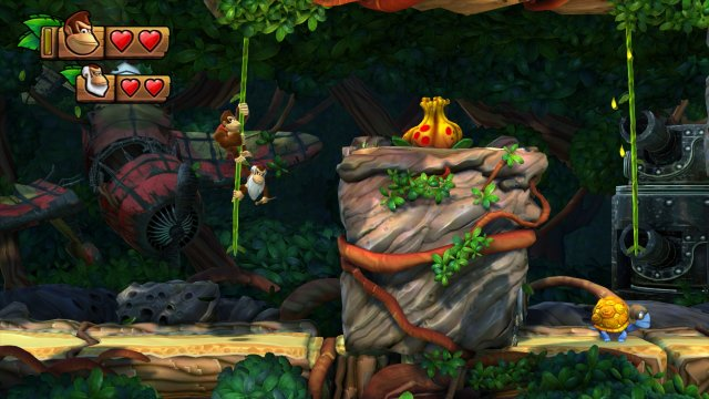 Donkey Kong Country: Tropical Freeze - Immagine 100313