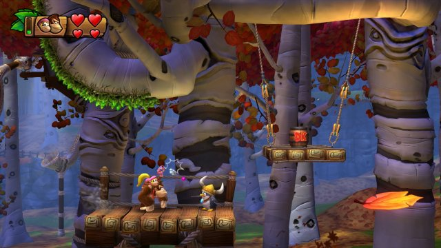Donkey Kong Country: Tropical Freeze - Immagine 100314