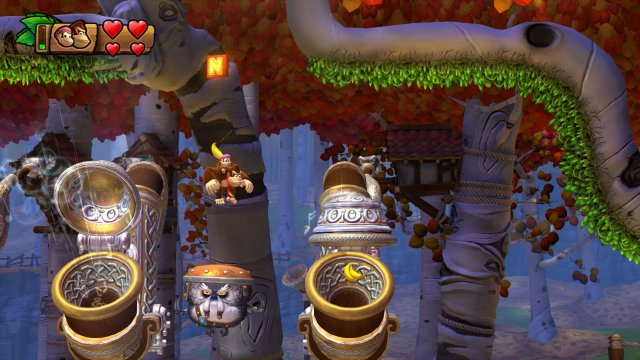 Donkey Kong Country: Tropical Freeze - Immagine 100315