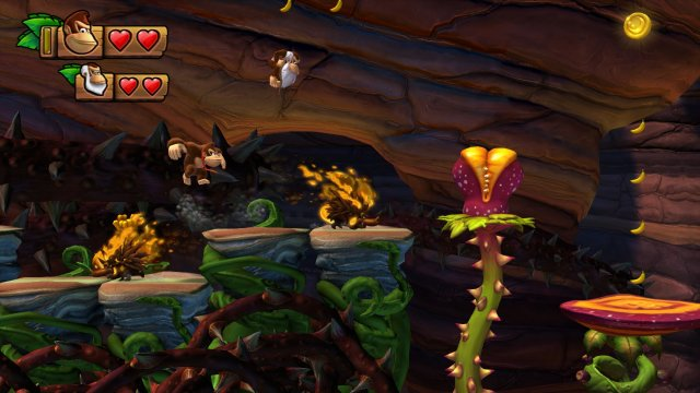 Donkey Kong Country: Tropical Freeze - Immagine 100316