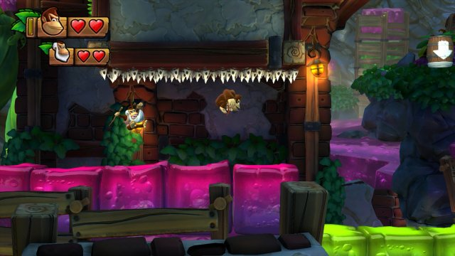 Donkey Kong Country: Tropical Freeze - Immagine 100320