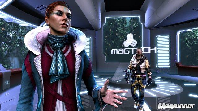 Magrunner: Dark Pulse - Immagine 85463