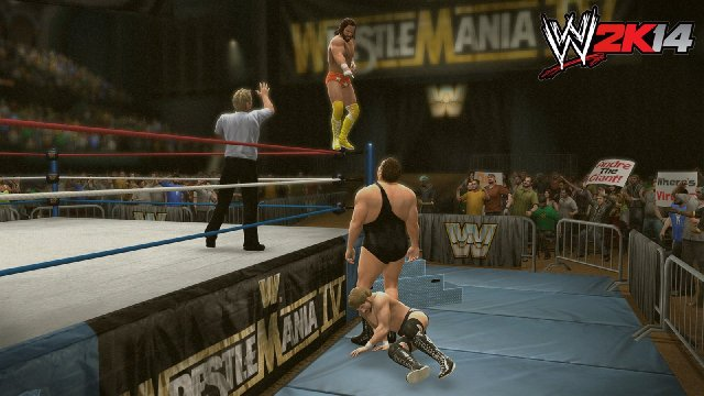 WWE 2K14 - Immagine 93026