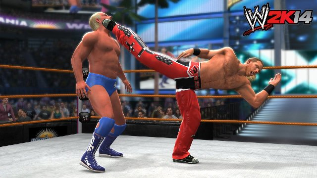WWE 2K14 immagine 93694