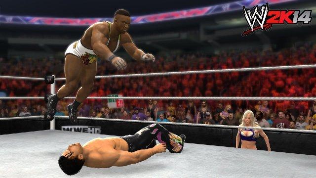 WWE 2K14 immagine 99388