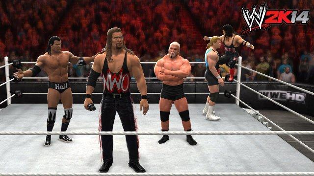 WWE 2K14 immagine 97816