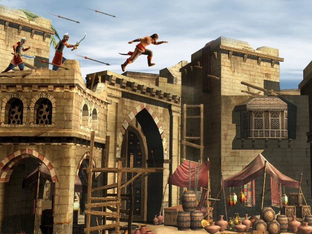Prince of Persia: The Shadow and the Flame immagine 86520