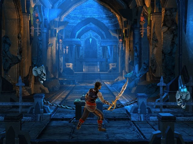 Prince of Persia: The Shadow and the Flame immagine 86523