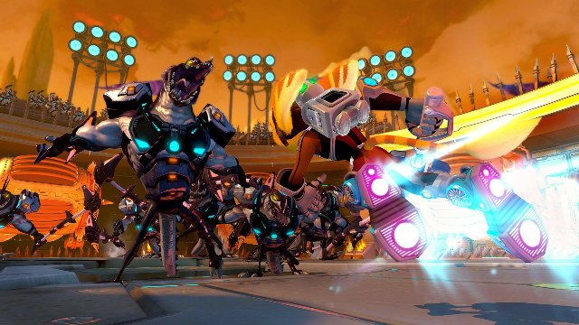 Ratchet & Clank: Into the Nexus immagine 95020
