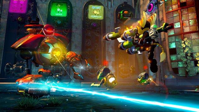 Ratchet & Clank: Into the Nexus immagine 95023
