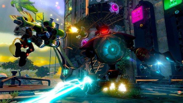 Ratchet & Clank: Into the Nexus immagine 95024