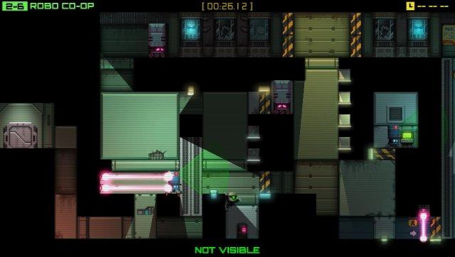 Stealth Inc: A Clone in the Dark immagine 87443