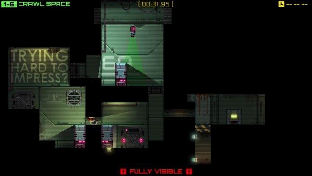 Stealth Inc: A Clone in the Dark immagine 87445