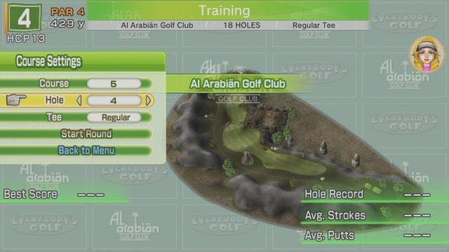 Everybody's Golf: World Invitational immagine 88270