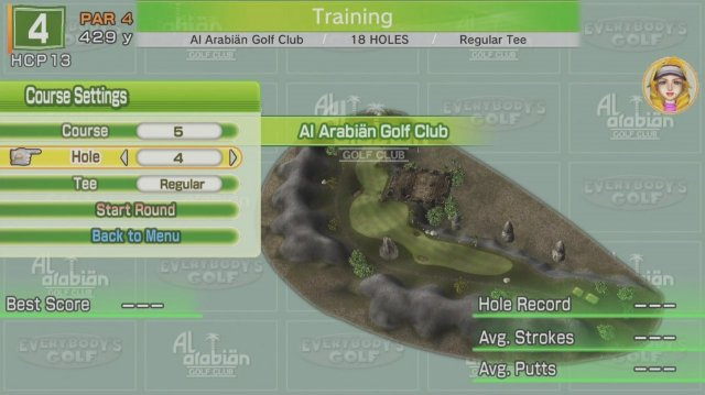 Everybody's Golf: World Invitational immagine 88275