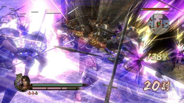 Samurai Warriors 2 with Xtreme Legends & Empires HD Version immagine 88256