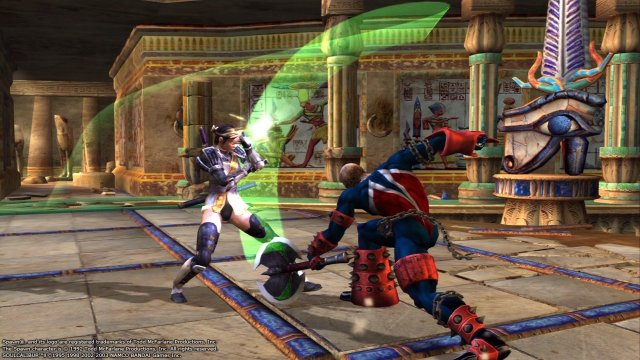 Soul Calibur II HD Online - Immagine 92935