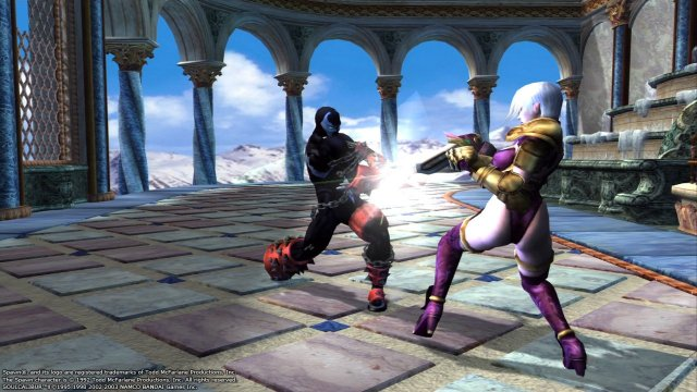 Soul Calibur II HD Online - Immagine 92939