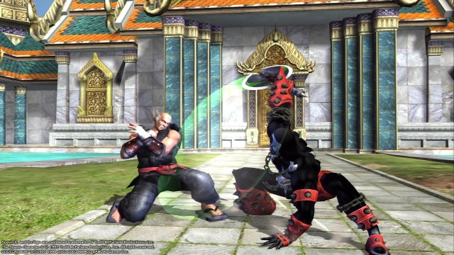 Soul Calibur II HD Online - Immagine 91690