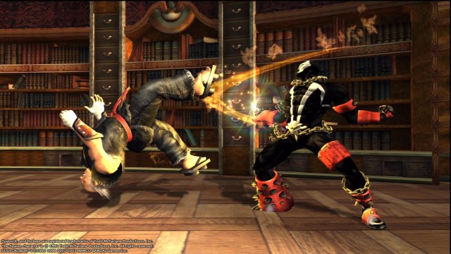 Soul Calibur II HD Online - Immagine 91692