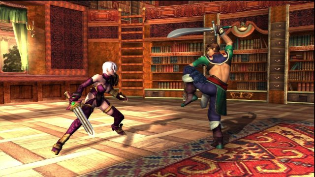 Soul Calibur II HD Online - Immagine 88310