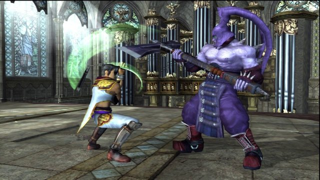 Soul Calibur II HD Online - Immagine 88320