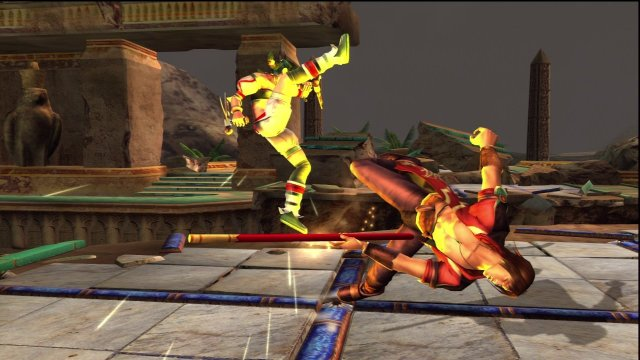 Soul Calibur II HD Online - Immagine 88350