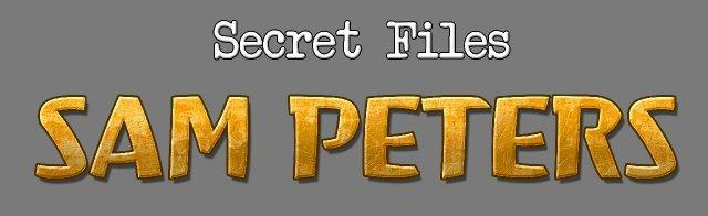 Secret Files: Sam Peters immagine 89181