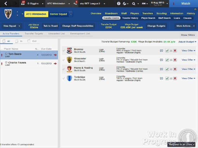 Football Manager 2014 immagine 90158