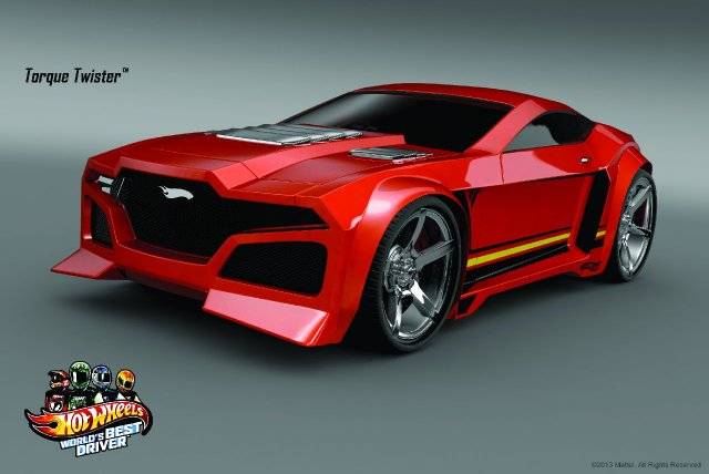Hot Wheels World?s Best Driver immagine 94914
