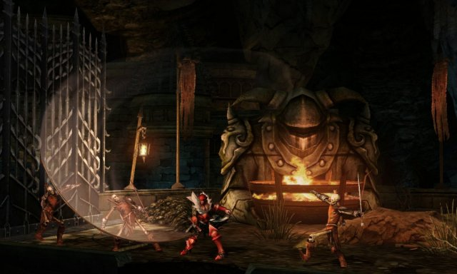 Castlevania: Lords of Shadow - Mirror of Fate HD immagine 90437