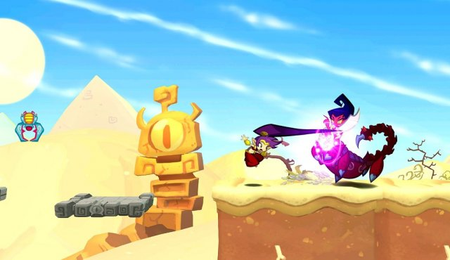 Shantae: Half-Genie Hero immagine 92195