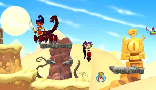 Shantae: Half-Genie Hero immagine 92200
