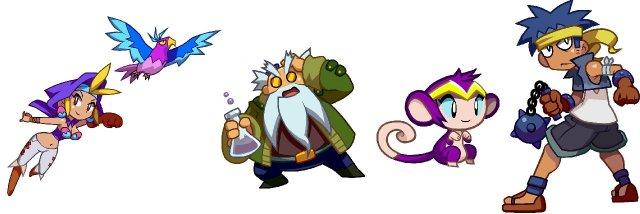 Shantae: Half-Genie Hero immagine 92225