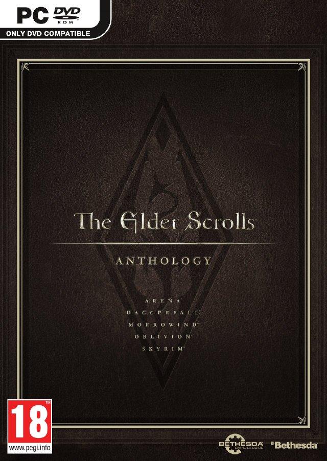 The Elder Scrolls Anthology immagine 92572