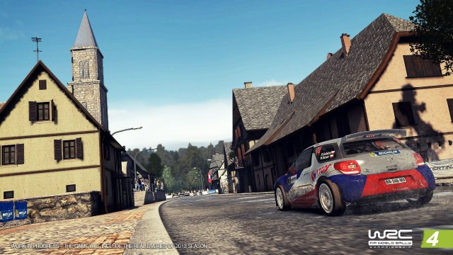 WRC 4: Fia World Rally Championship immagine 95531