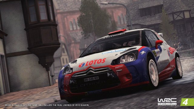 WRC 4: Fia World Rally Championship immagine 95535